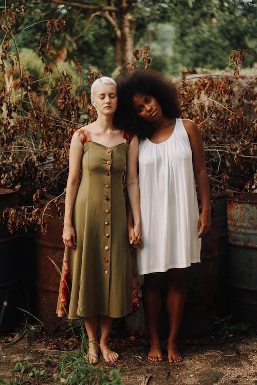 女性, 時尚, 漂亮, 穿著 的 免費圖庫相片