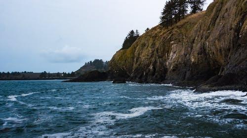 摇滚, 水, 海洋, 海角失望 的 免费素材照片