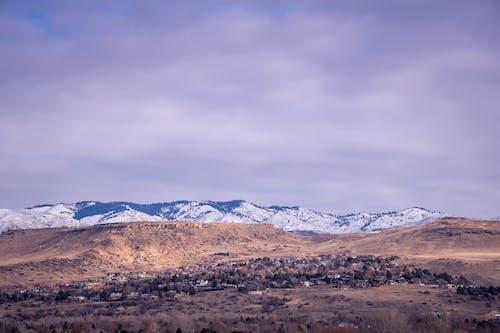 Kostenloses Stock Foto zu berg, dürr, himmel, landschaft