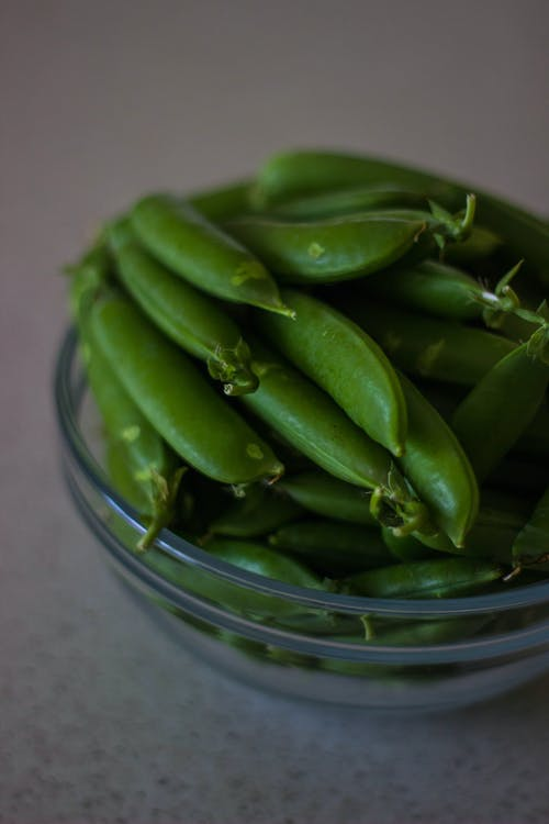 Focus Photo of Green Chilis
