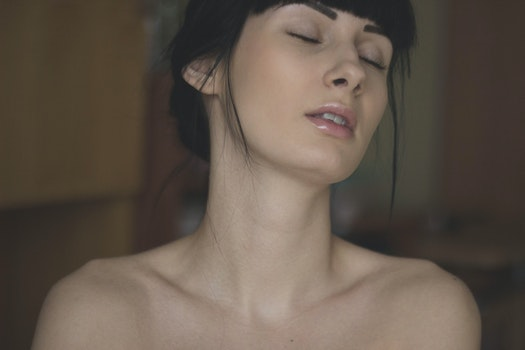Close Up Photography of Woman