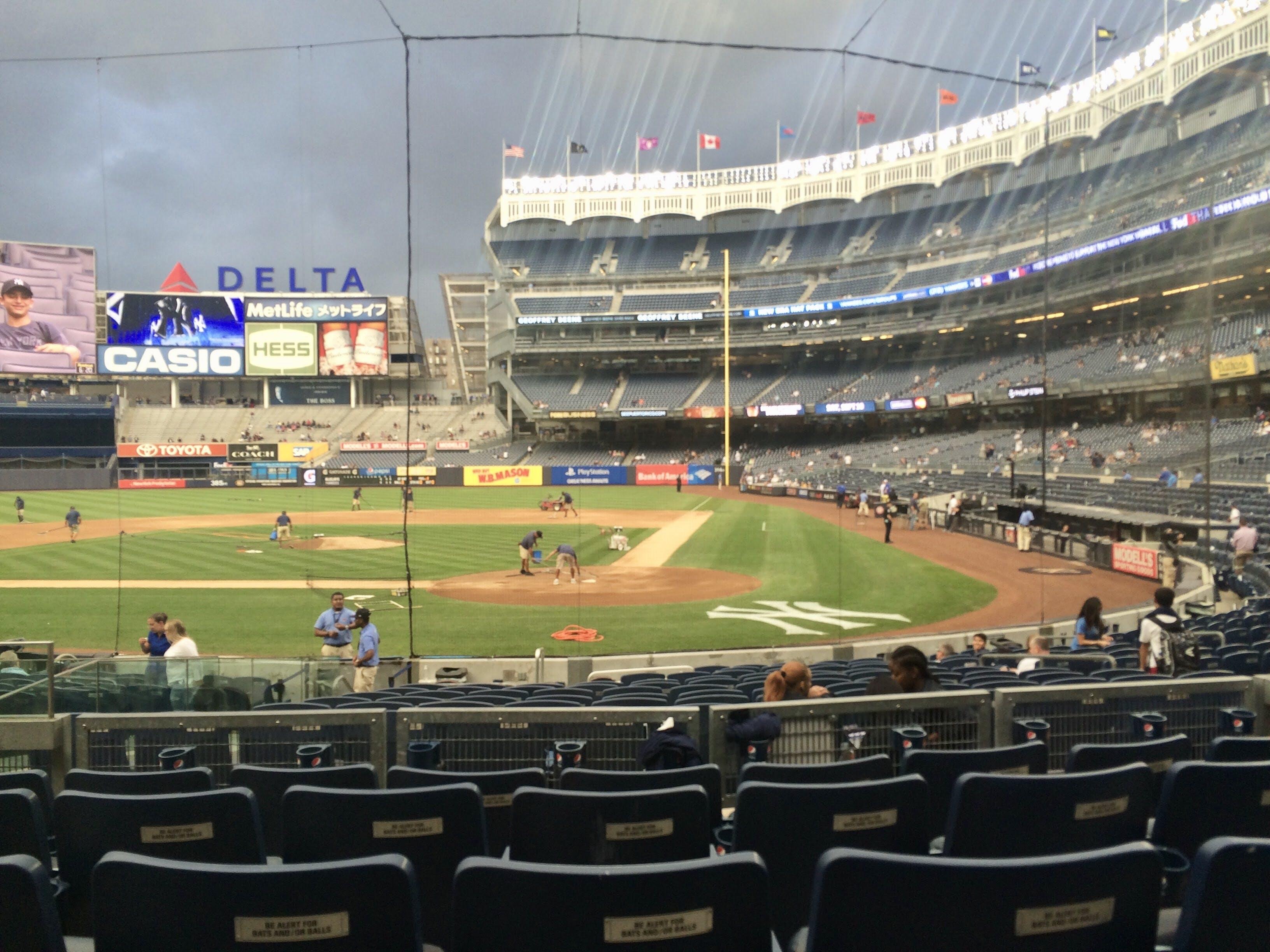 Free stock photo of baseball, new york yankees, nyc