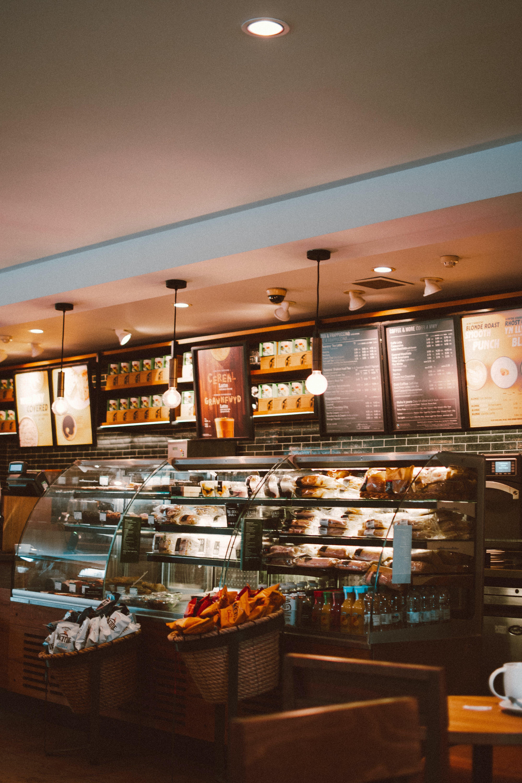 Food Inside Display Chiller