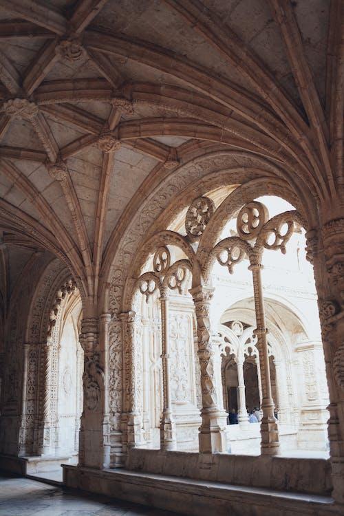 Imagine de stoc gratuită din abație, antic, arc, arhitectură