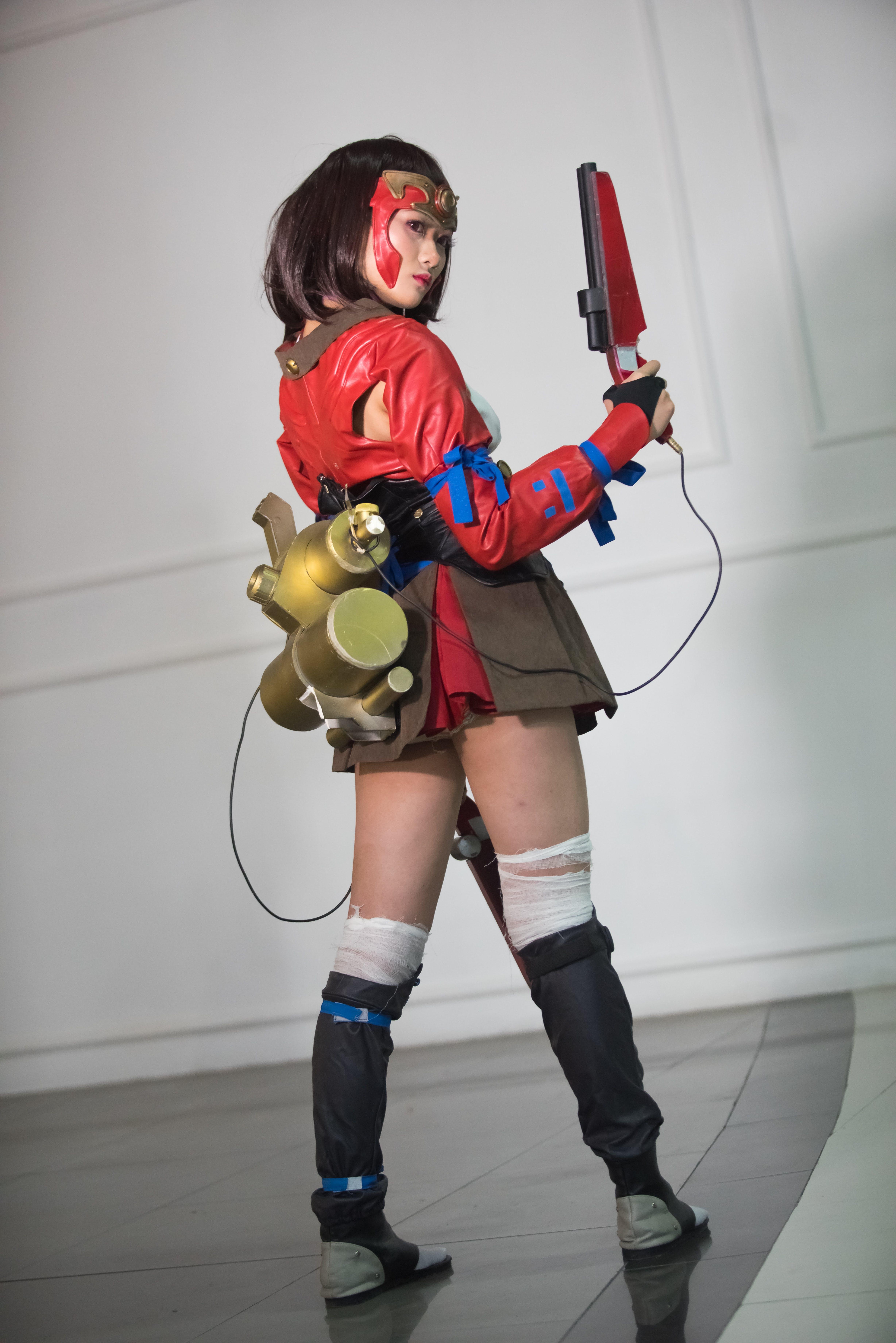 Free stock photo of cosplay