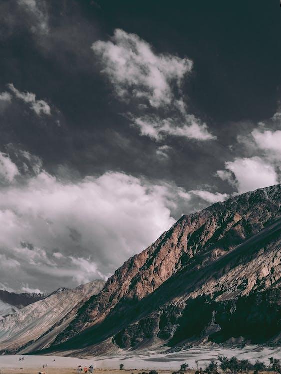avontuur, berg, daglicht