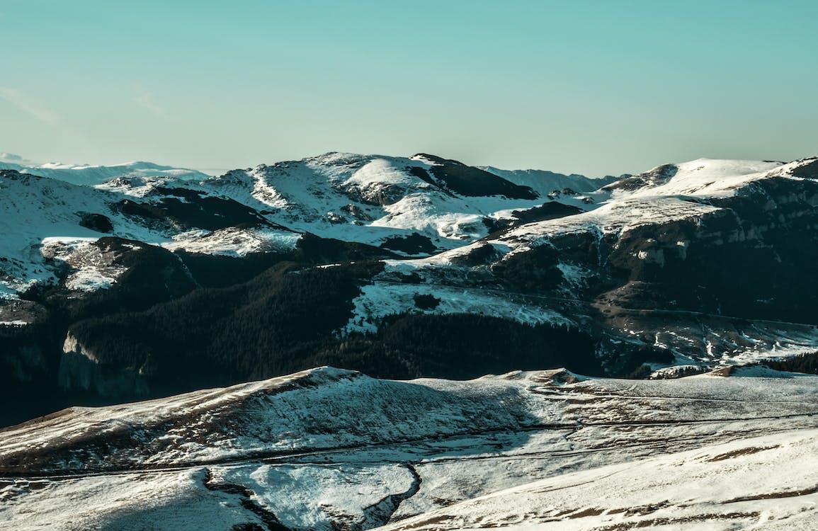 altitud, alto, frío
