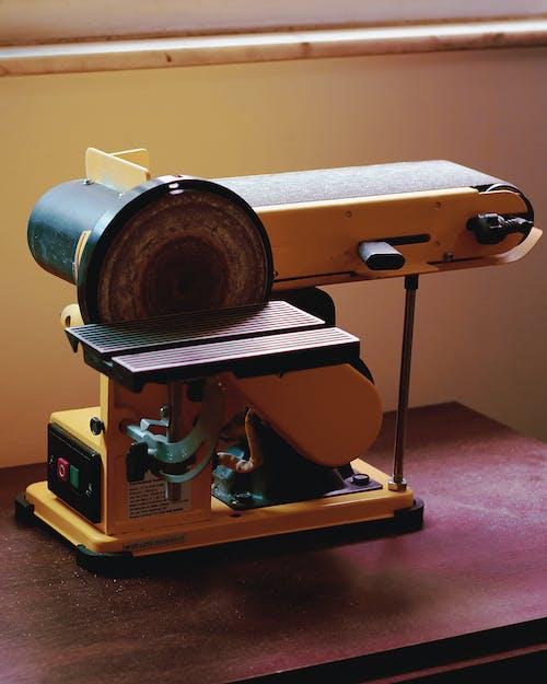 lixadeira, maquina de lixar, 工廠, 機器 的 免費圖庫相片