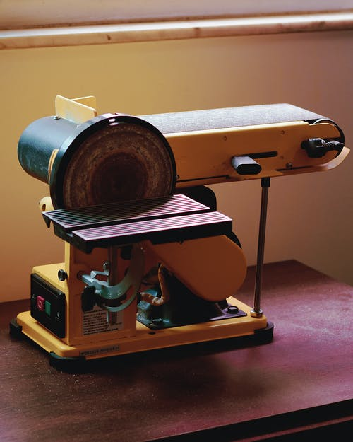 Free stock photo of factory, lixadeira, machine, maquina de lixar