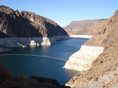 Free stock photo of america, arizona, canyon, dam