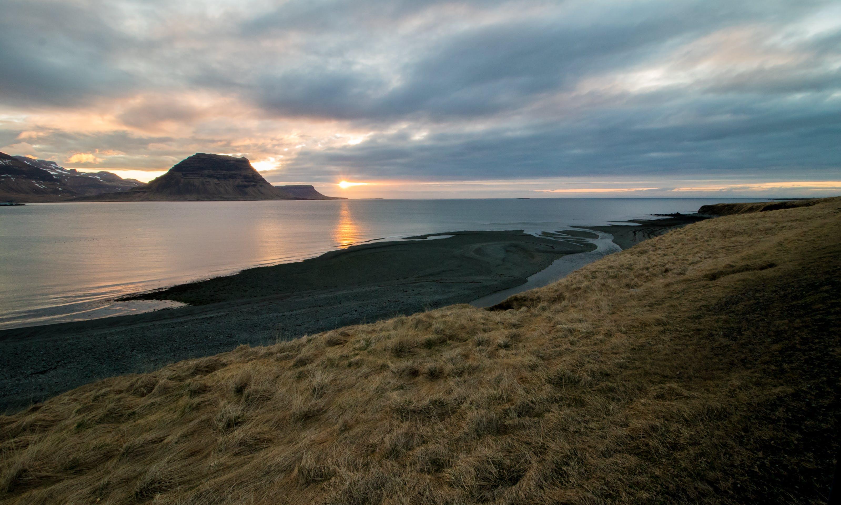 Free stock photo of iceland, kirkjufell, landscape, mountain
