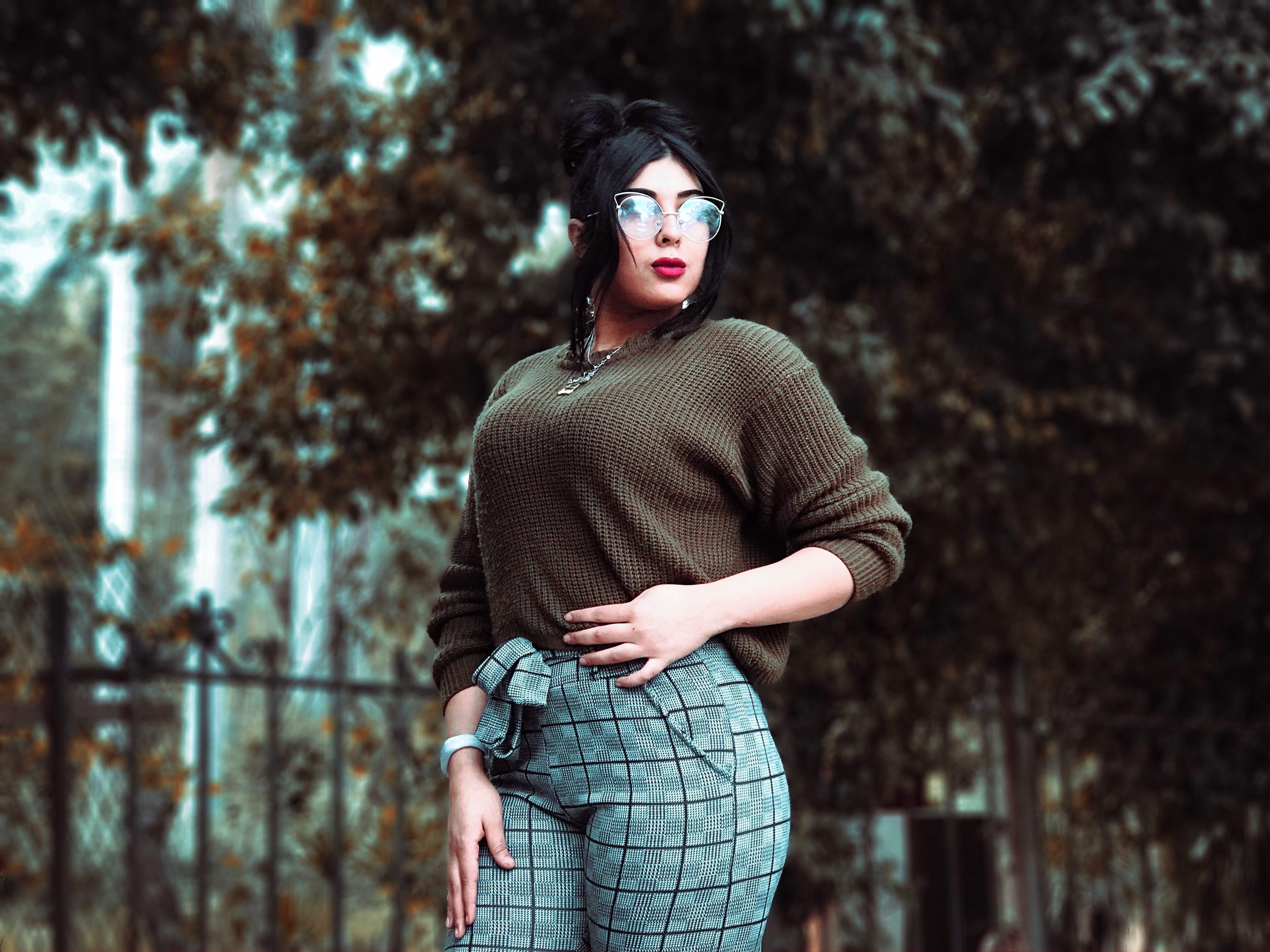 Photo of Woman Wearing Sweater