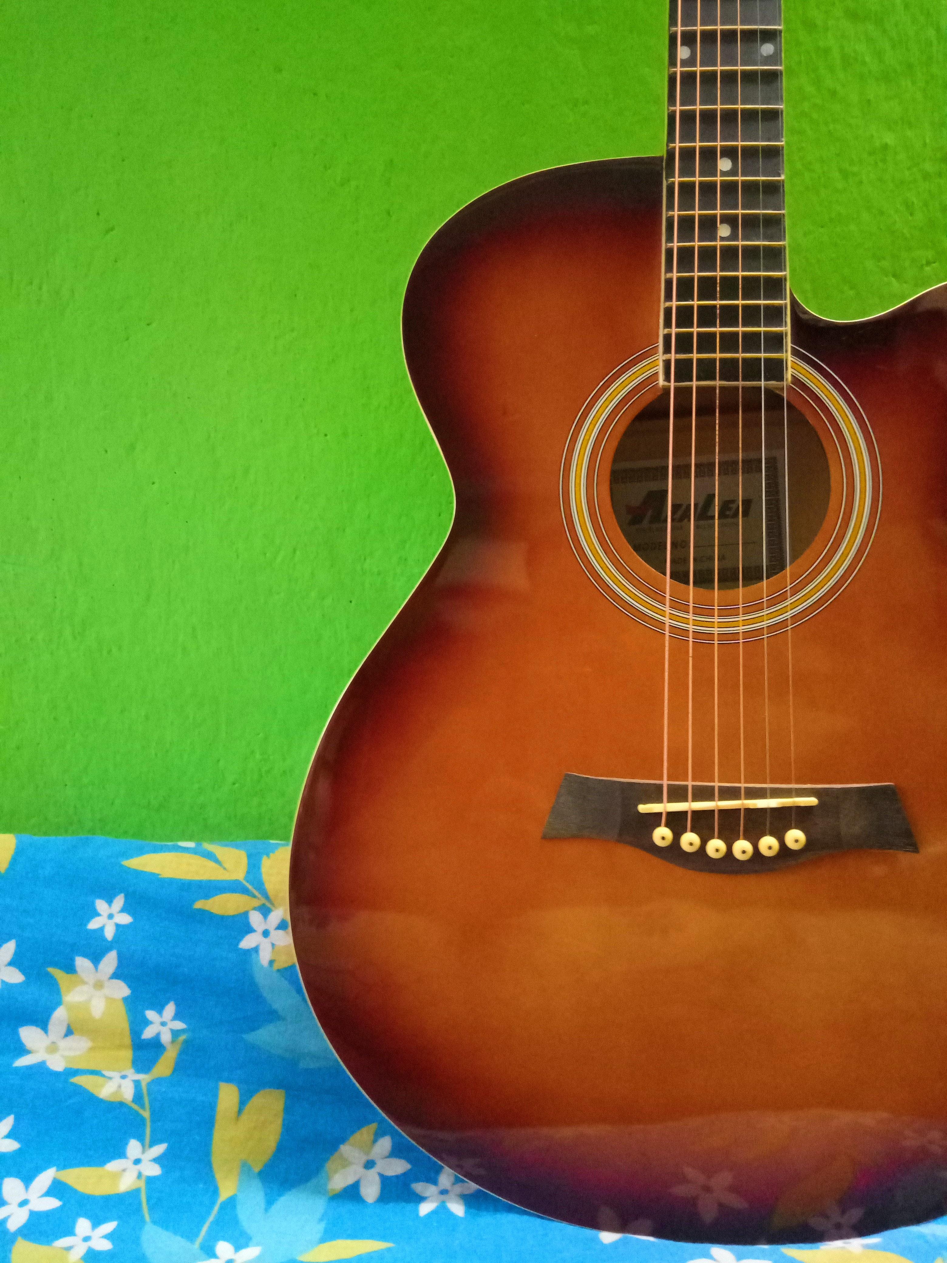 4kの壁紙 ギター ギターの弦の無料の写真素材