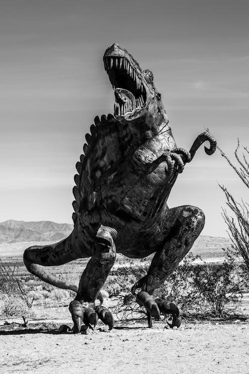 Kostnadsfri bild av anza borrego, dinosaurie, galleta meadows, öken