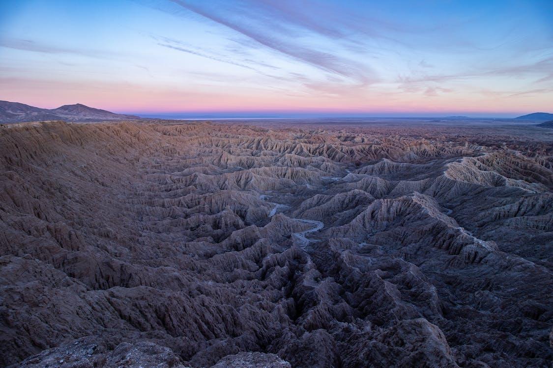 Anza Borrego, desert, dunes