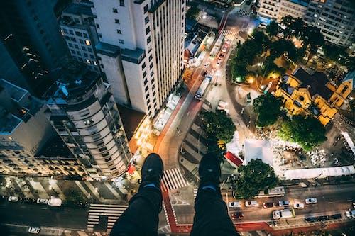 Základová fotografie zdarma na téma architektura, auta, Brazílie, budovy