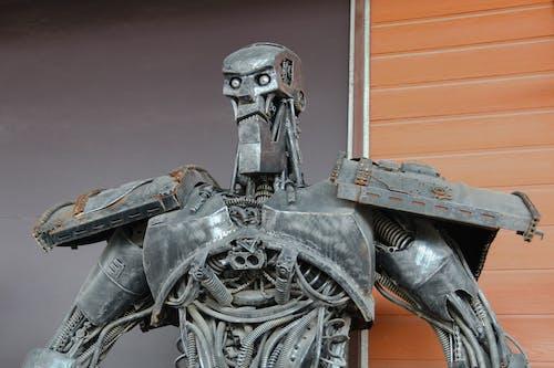 機器人鋼 的 免費圖庫相片