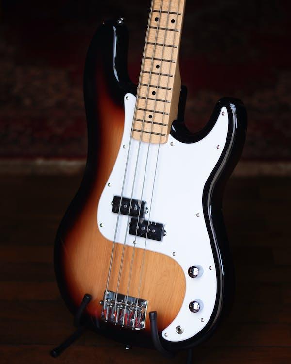 Free stock photo of baixo, bass, electric guitar