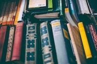 books, vintage, school