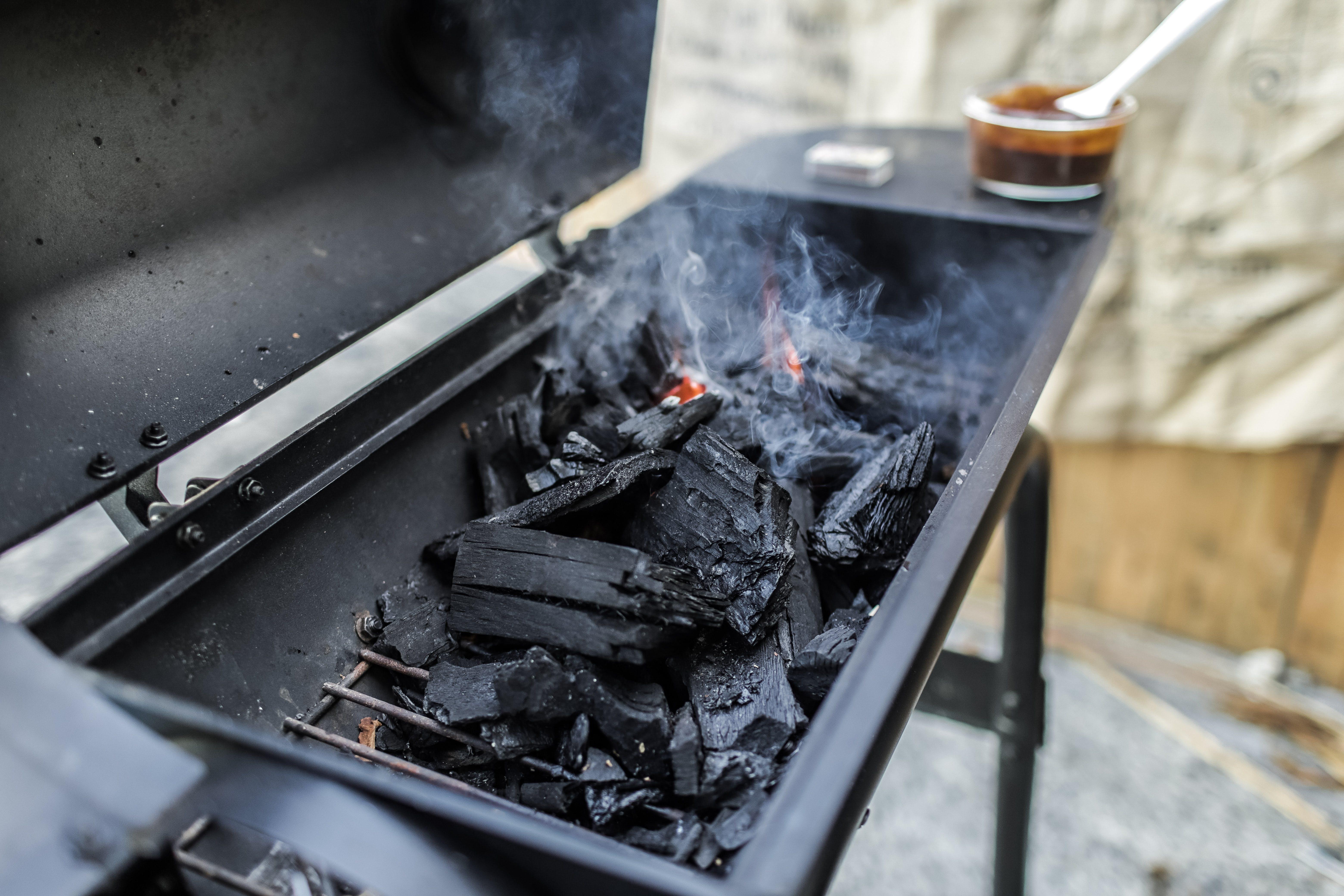 Coal Inside Grille