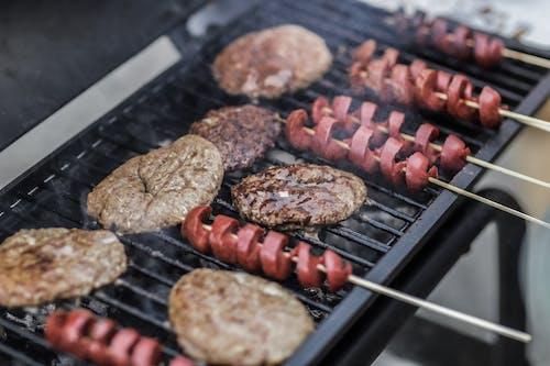 BBQ, 고기, 굽는, 그릴의 무료 스톡 사진