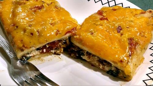 Foto stok gratis burrito, burrito basah, makanan, makanan meksiko