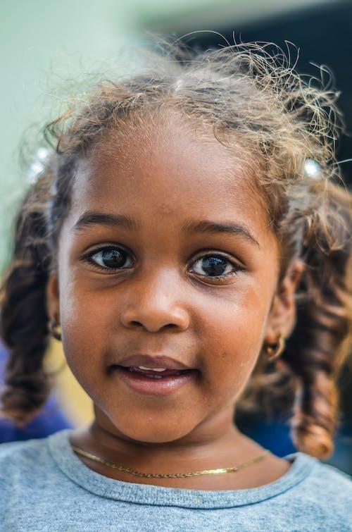 Photos gratuites de enfant, photographie de portrait, portrait