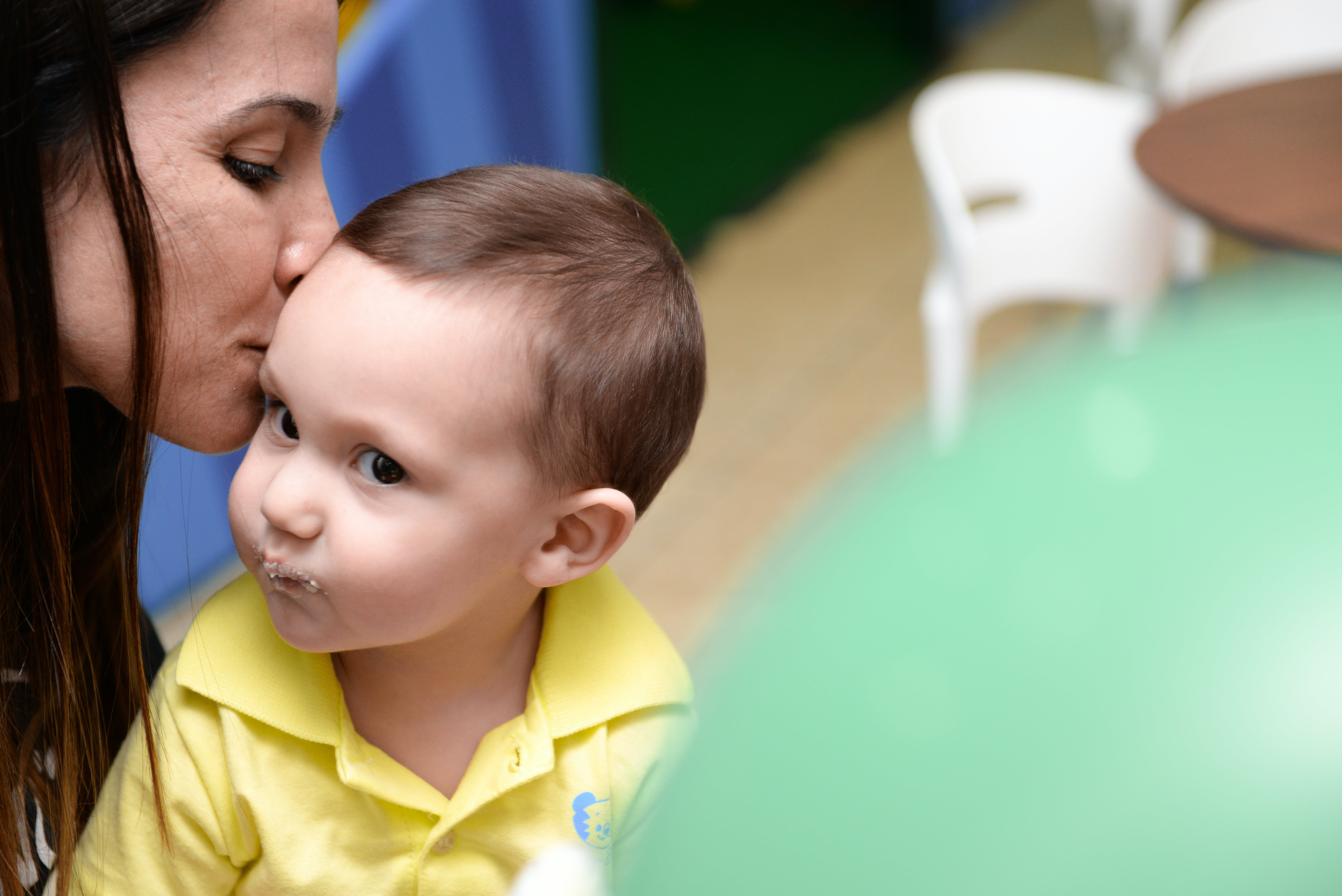 Free stock photo of baby, boy, kids, kiss