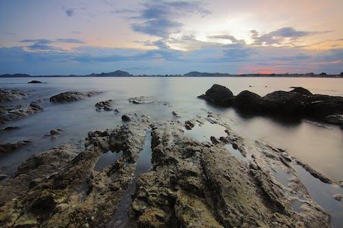 Gratis stockfoto met h2o, hemel, kust, natuur