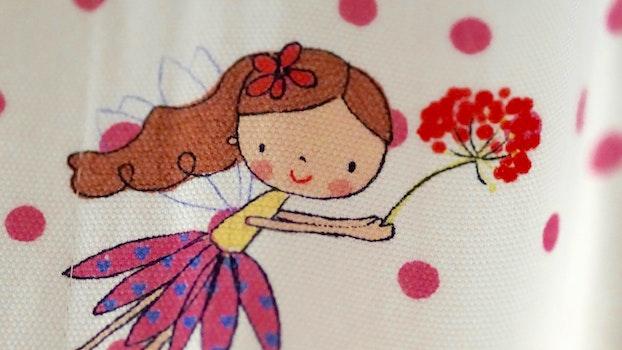 Free stock photo of cute, flower, childhood, fairy