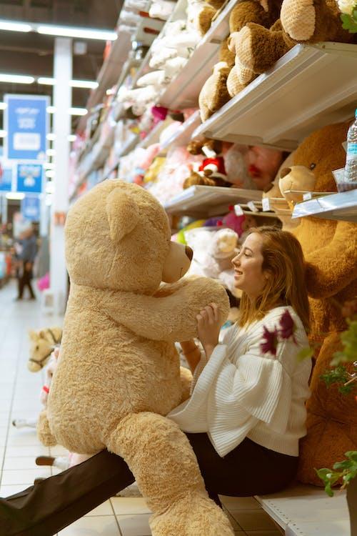 Kostenloses Stock Foto zu baby, bär, bären, blond