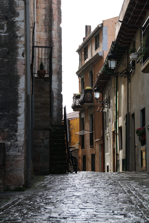 Free stock photo of street, village