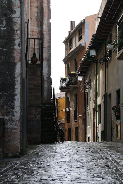 Gratis arkivbilde med gate, landsby