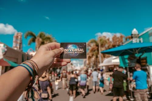 Fotos de stock gratuitas de billetes, divertido, entradas, Florida