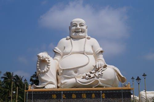 Free stock photo of big buddha, buddha, statue
