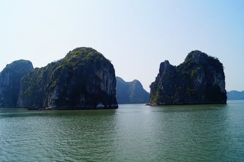 Free stock photo of cliffs, halong bay, rocks