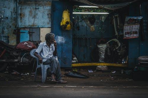 Ilmainen kuvapankkikuva tunnisteilla Intia, intialainen, katu, katuesiintyjä