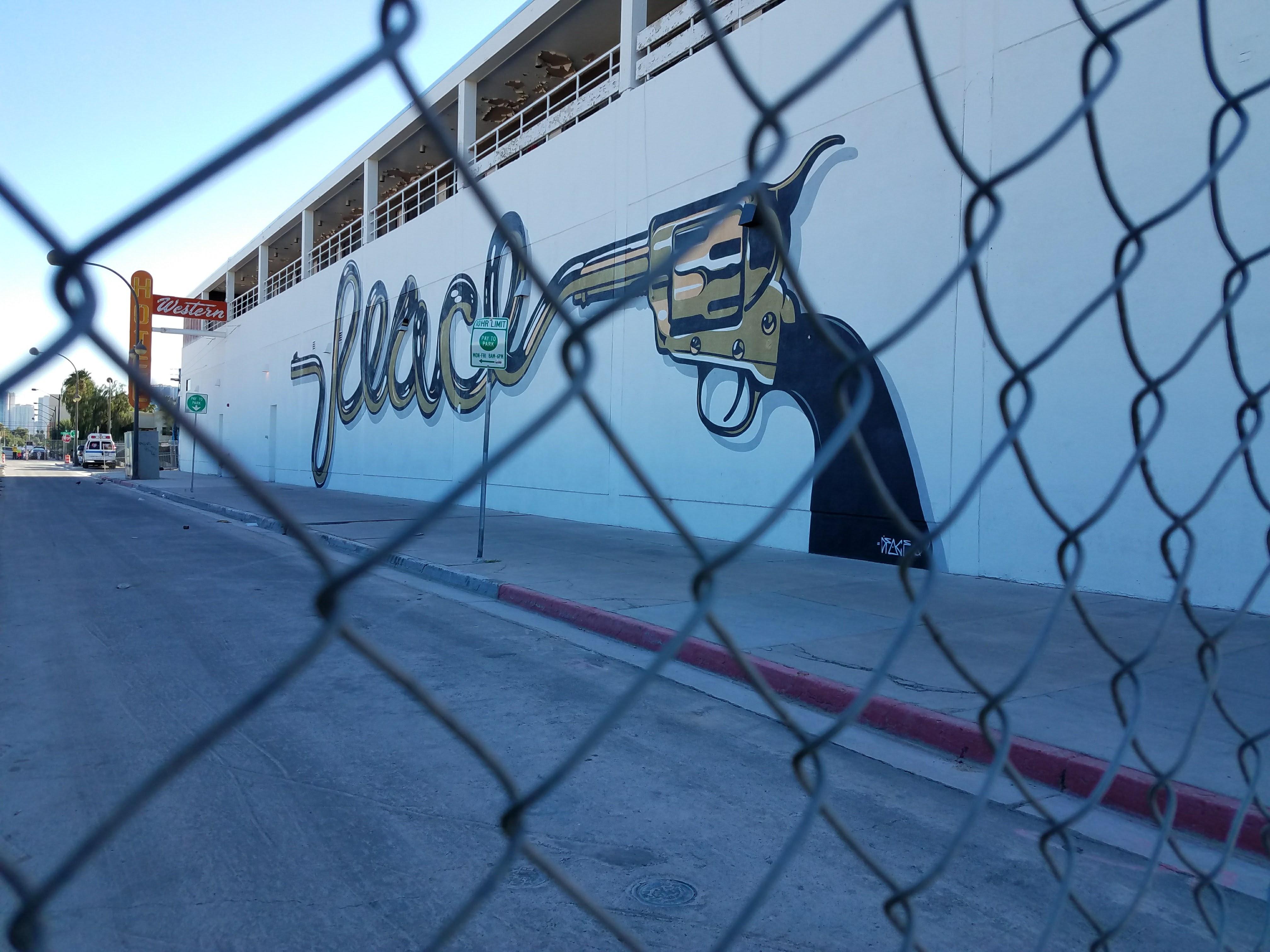 Free stock photo of art, fence, graffiti