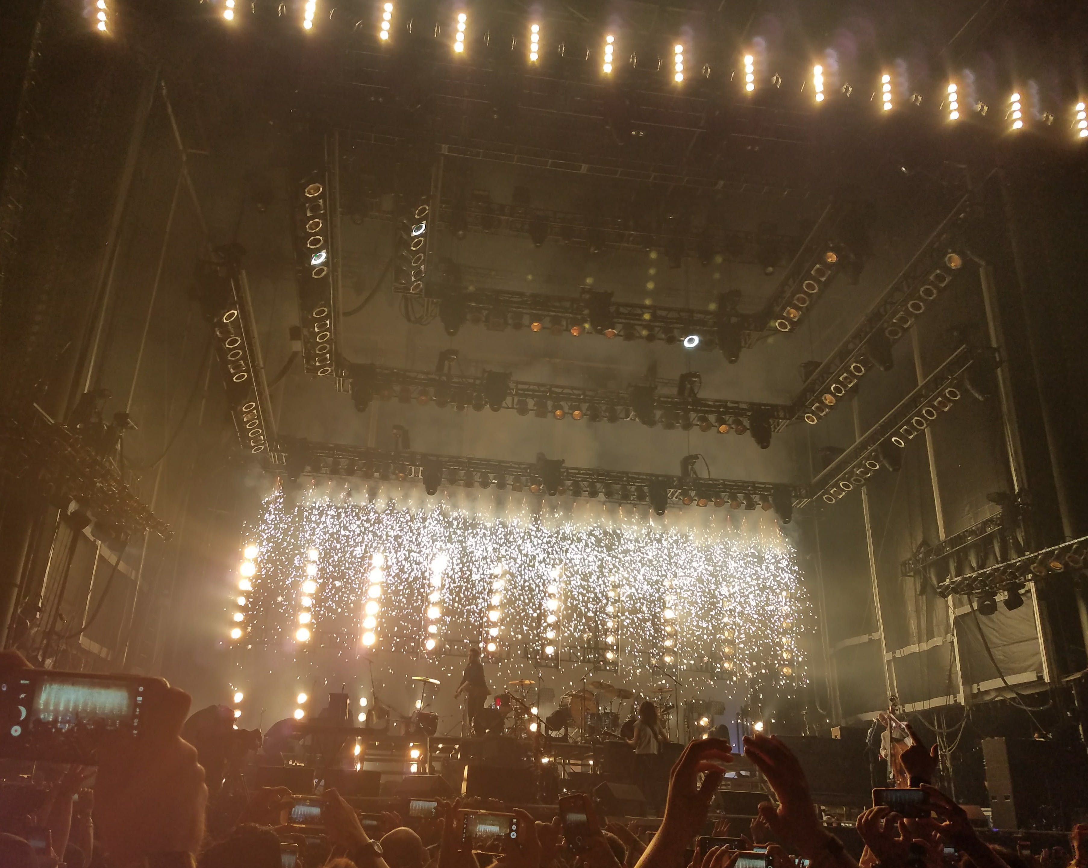 Kostenloses Stock Foto zu aufführung, band, beleuchtet, beleuchtung