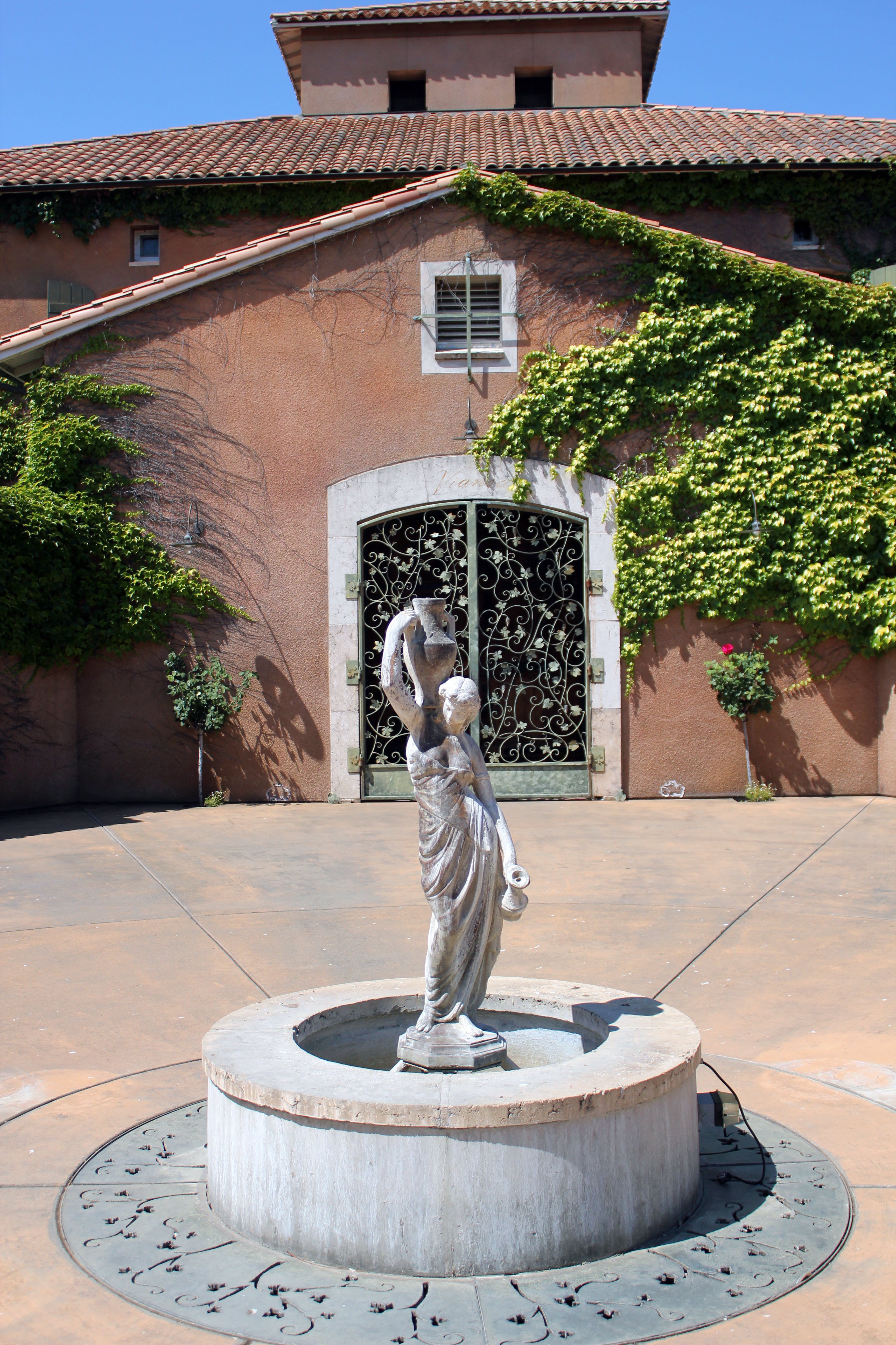 Free stock photo of napa valley, statue