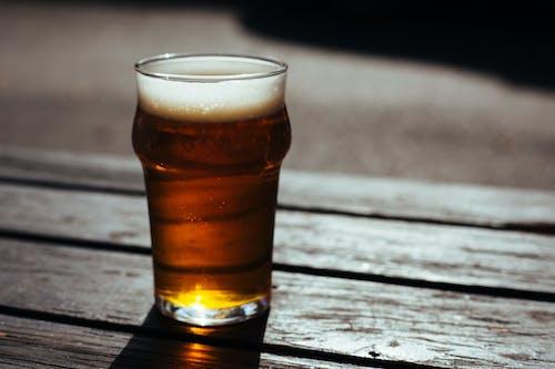 Foto stok gratis alkohol, Bir, bir asli, cahaya matahari