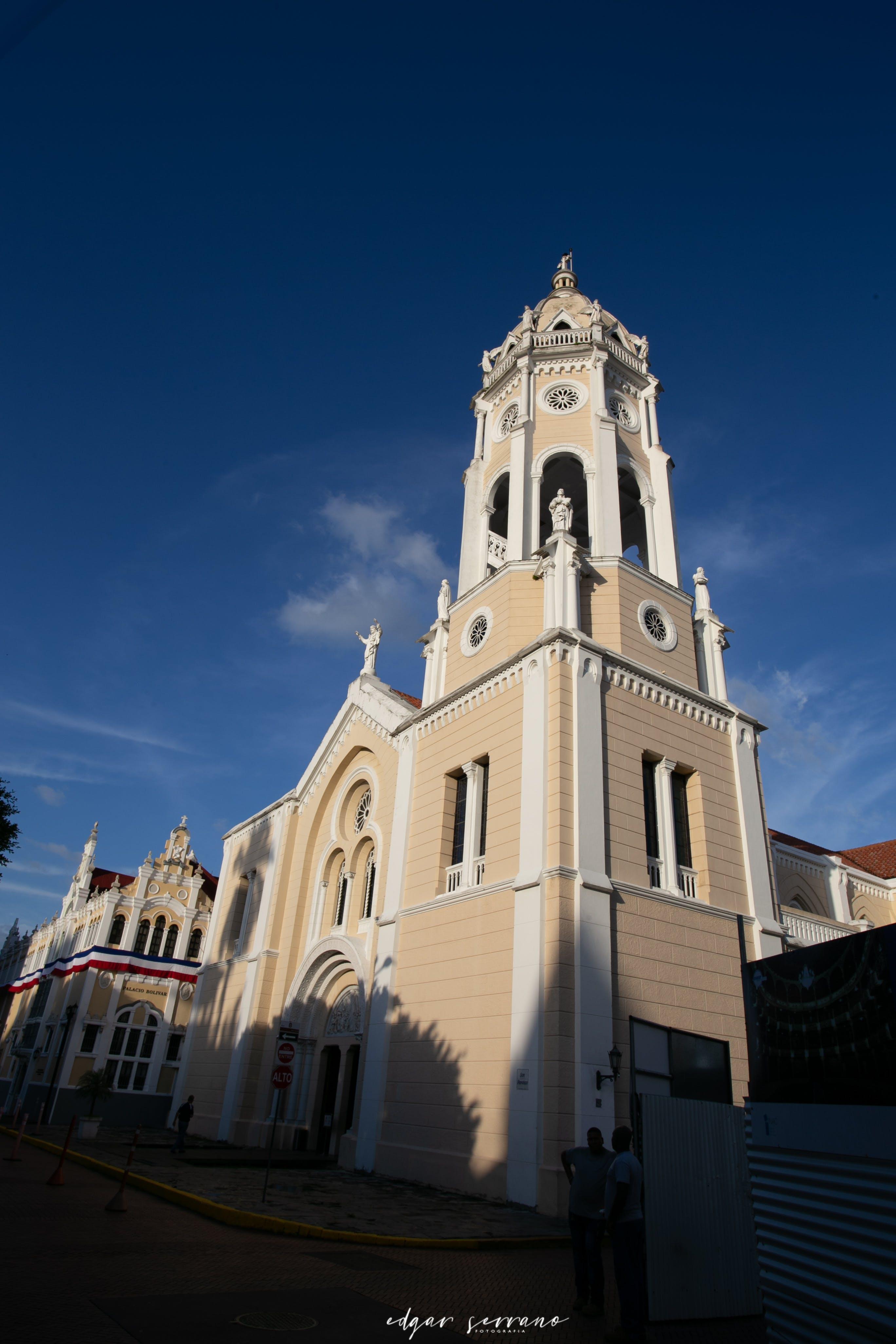 Δωρεάν στοκ φωτογραφιών με αρχιτέκτονας, εκκλησία, Παναμάς