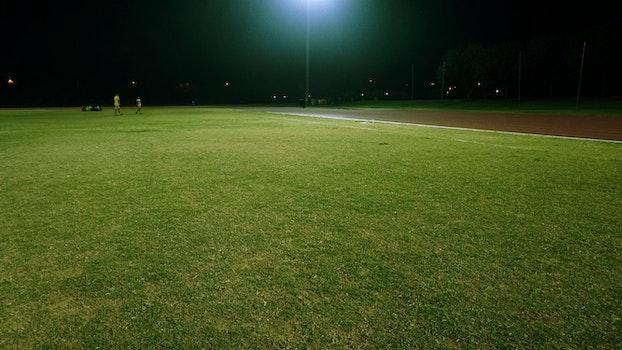 Free stock photo of landscape, people, lights, night