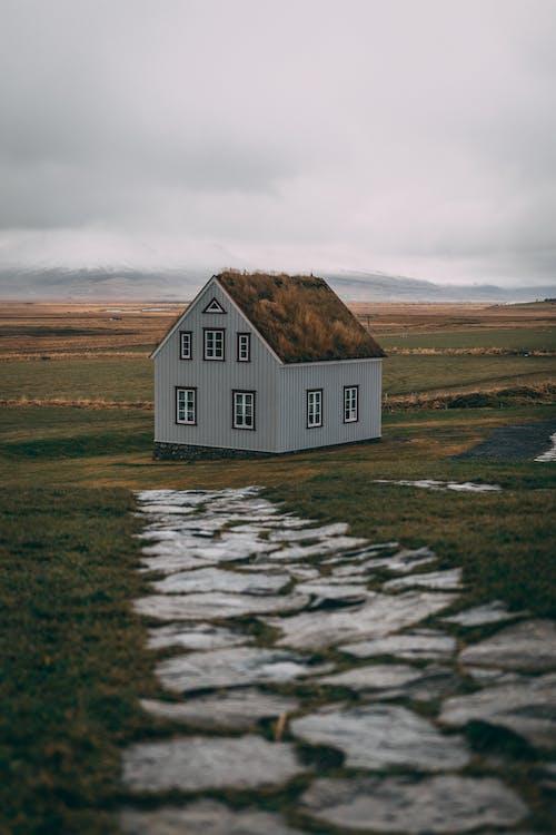 Základová fotografie zdarma na téma cesta, dlažební kostka, hřiště