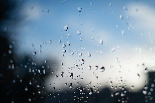 Photos gratuites de ciel bleu, eau, gouttes, hiver