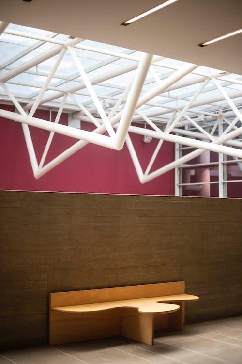 Fotos de stock gratuitas de adentro, arquitectura, contemporáneo, de madera