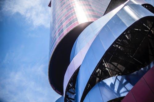 低角度拍攝, 外觀, 建築外觀, 建築物正面 的 免費圖庫相片
