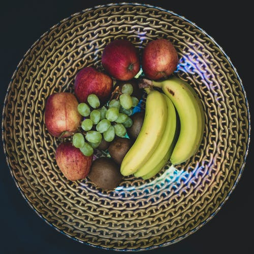 Free stock photo of bowl of fruit