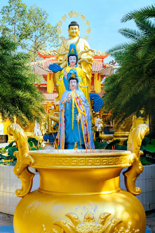 Free stock photo of Thái Sơn Pagoda