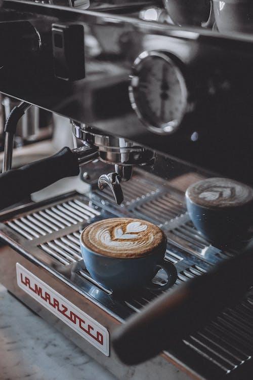 Black and Gray Coffeemaker